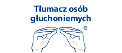tłumacz dla osób głuchoniemych